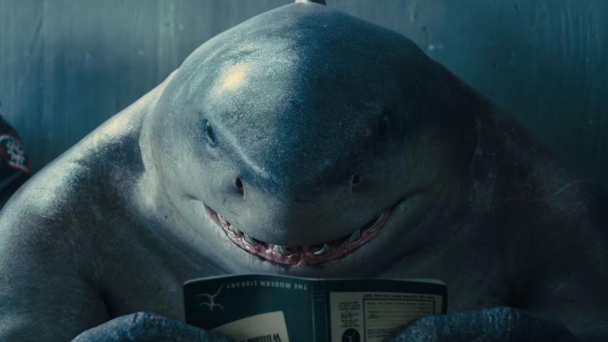 Piden que King Shark de The Suicide Squad sea de Veracruz