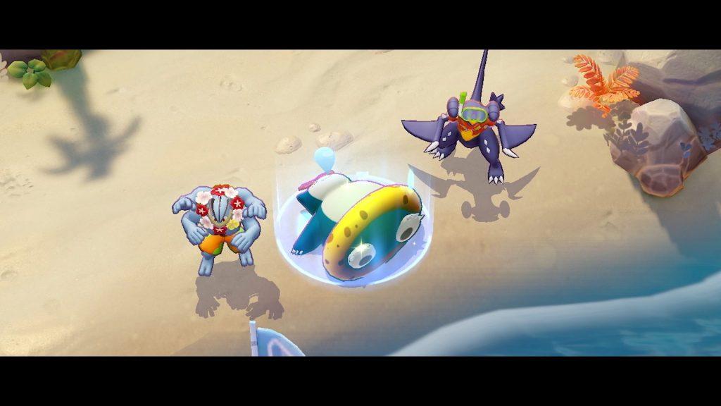 pokémon unite fecha nintendo switch