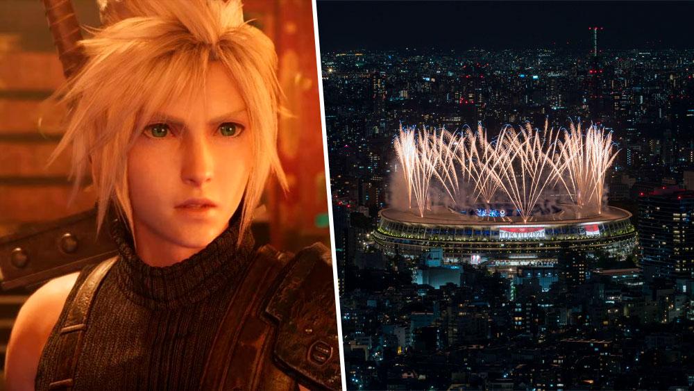 Final Fantasy Dragon Quest Juegos Olímpicos