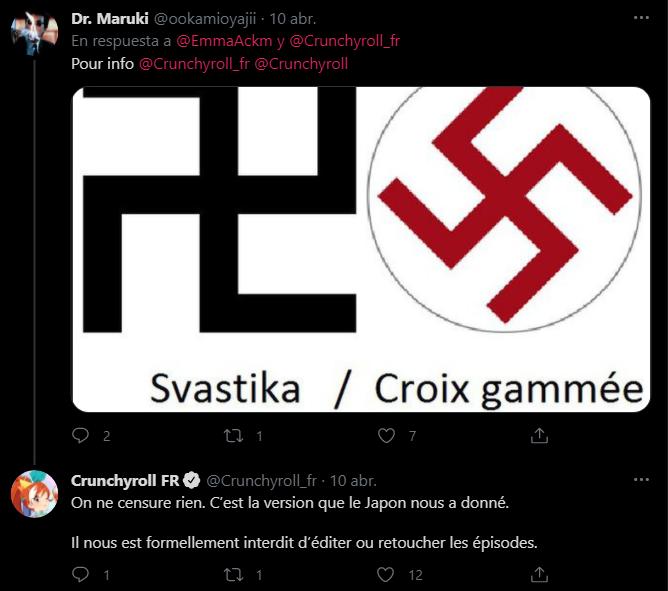crunchyroll censorship