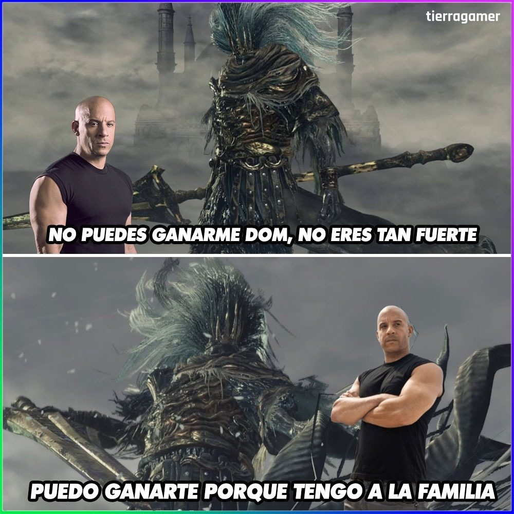 fast and furious family meme