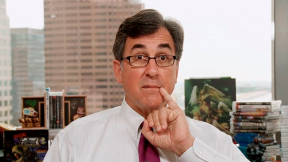 Michael Pachter PlayStation
