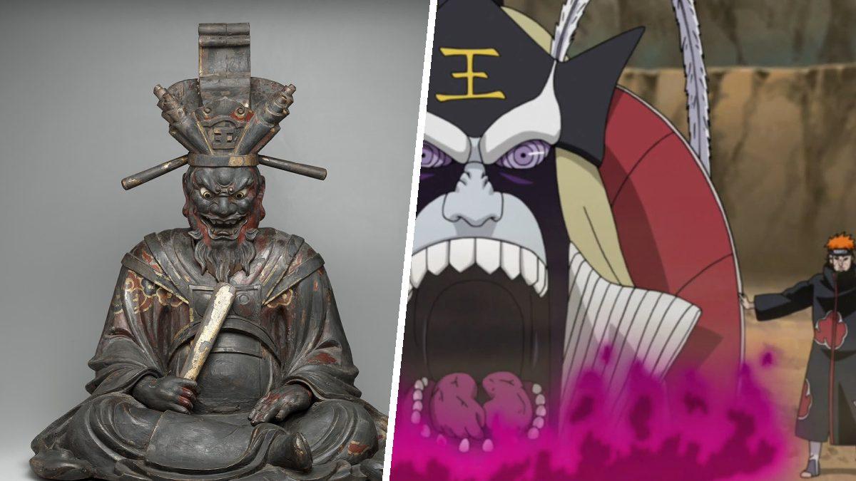 Naruto buddhism budismo Pain