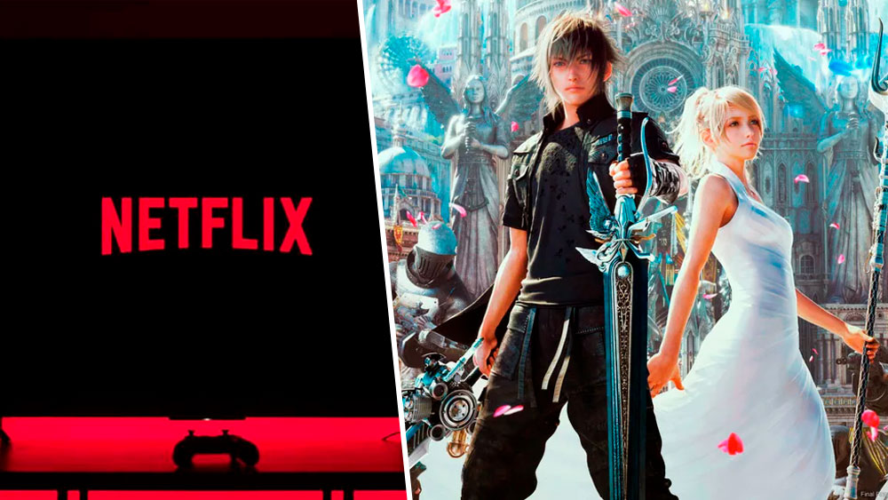 Final Fantasy Netflix