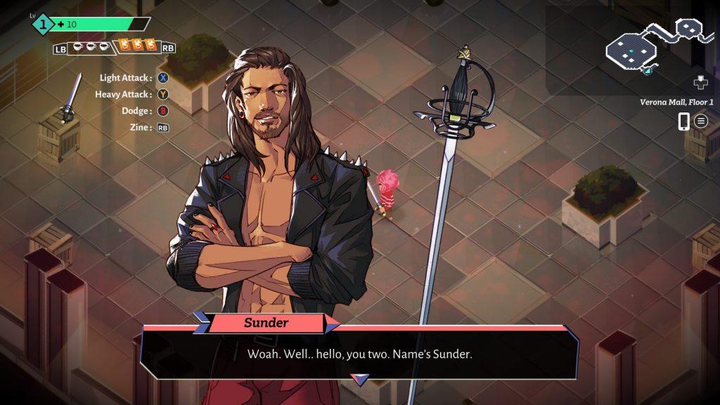 boyfriend dungeon nintendo switch xbox game pass