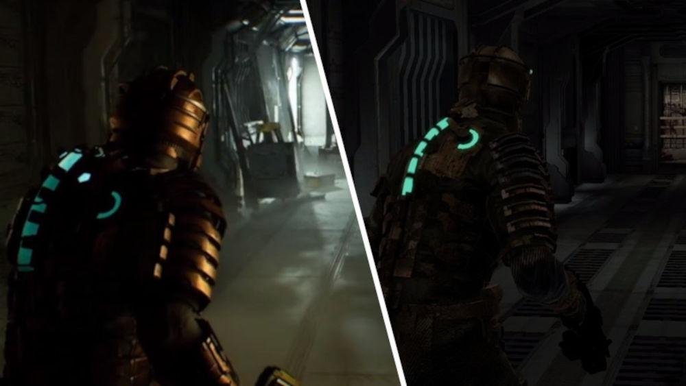 Se revelan las diferencias gráficas del primer Dead Space y el remake