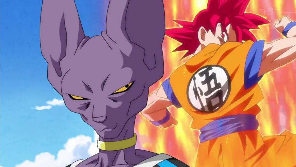 Bills de Dragon Ball Super cambia de sexo con el cosplay