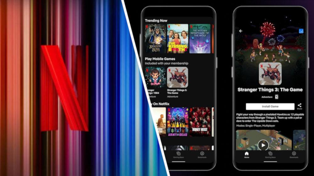 Netflix comienza a agregar juegos a su servicio