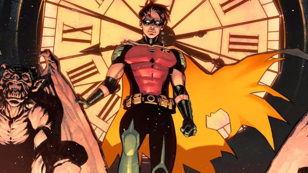 DC Comics confirma bisexualidad de uno de los Robin