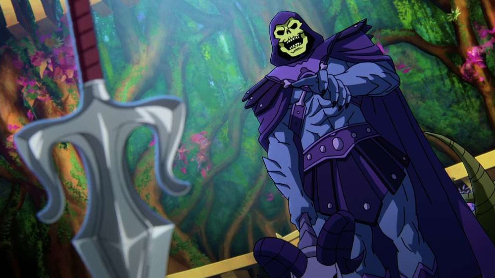 Skeletor Masters Universe