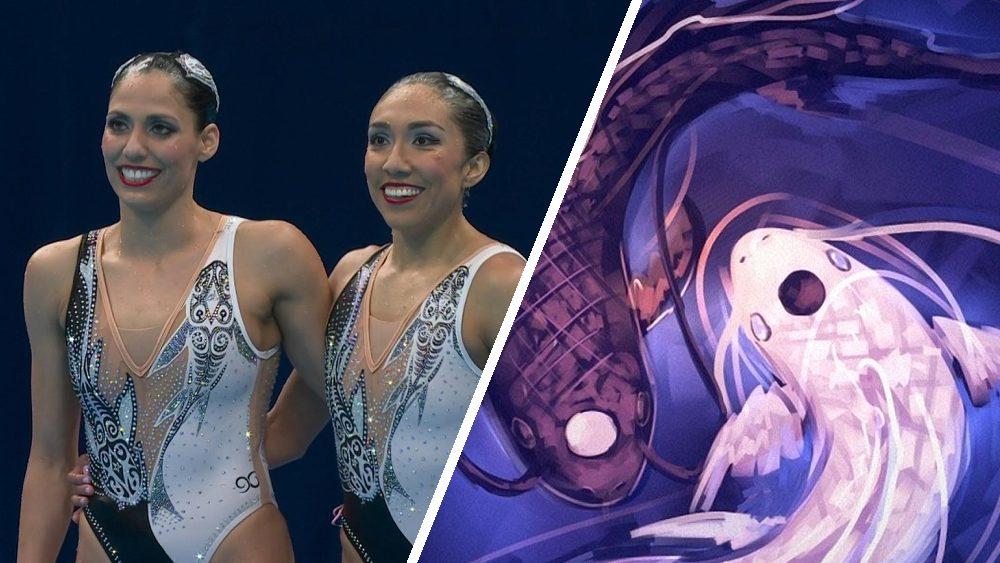 juegos olímpicos nado sincronizado méxico avatar la leyenda de aang