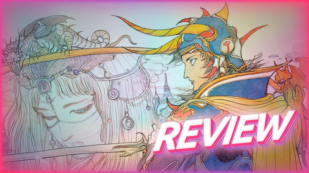 Final Fantasy Pixel Remasters