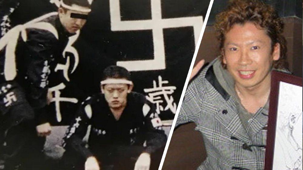 tokyo revengers polemica nazi manji