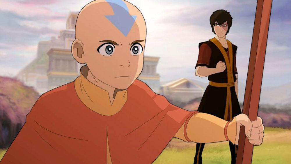 Actor de Aang revela episodios favoritos de Avatar: La leyenda de Aang