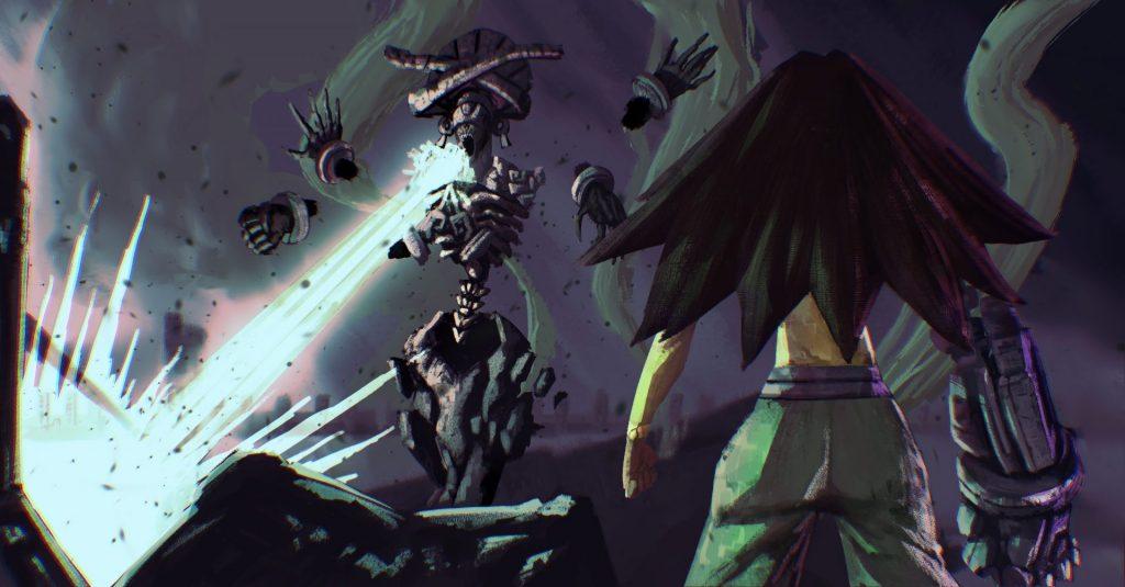 aztech forgotten gods steam pc ps4 demo fecha