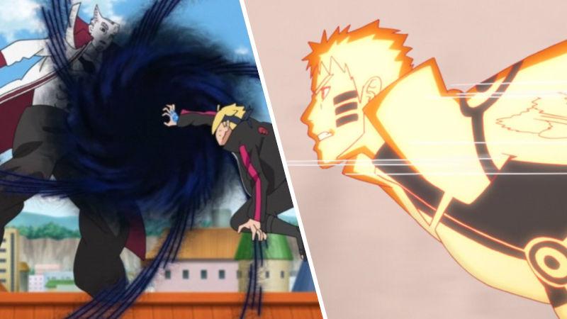 Naruto Uzumaki tendrá una nueva forma en Boruto