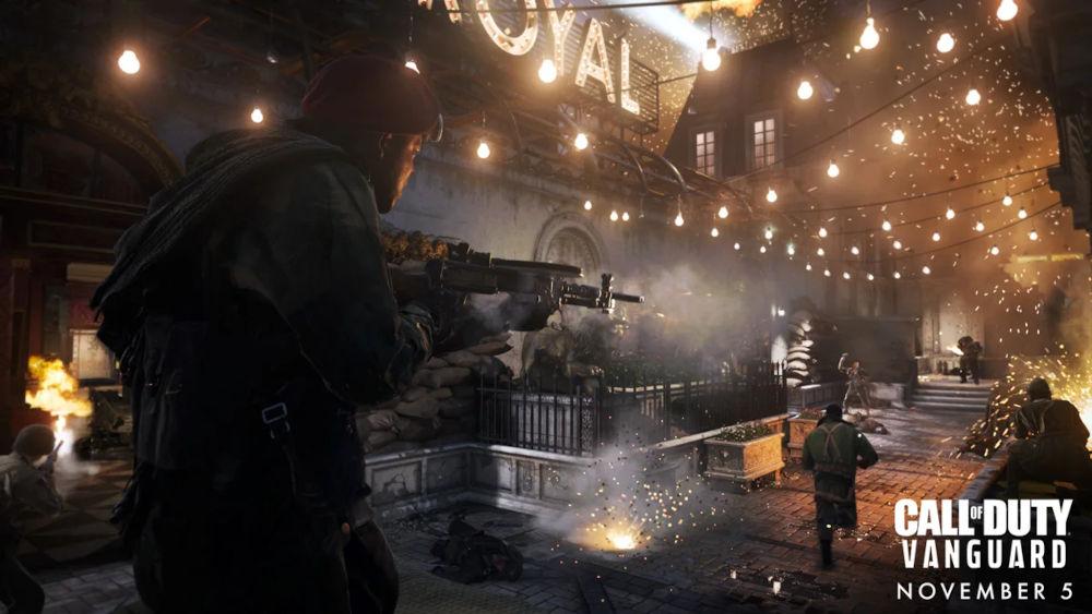 Call of Duty: Vanguard revela su modo multijugador