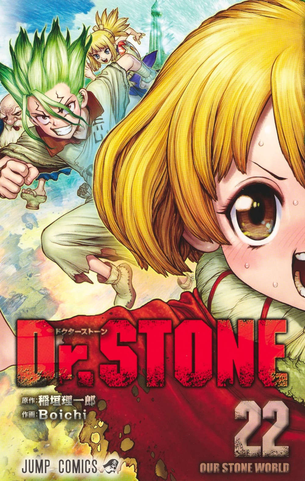 Se confirma que el manga de Dr. Stone se acerca a su final