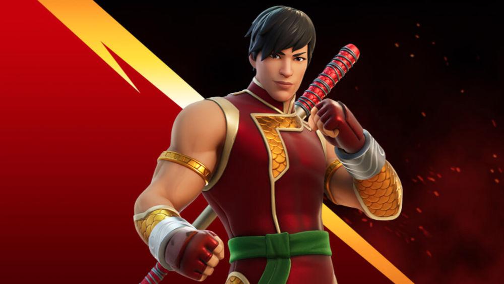 Fortnite recibe al superhéroe Shang-Chi de Marvel