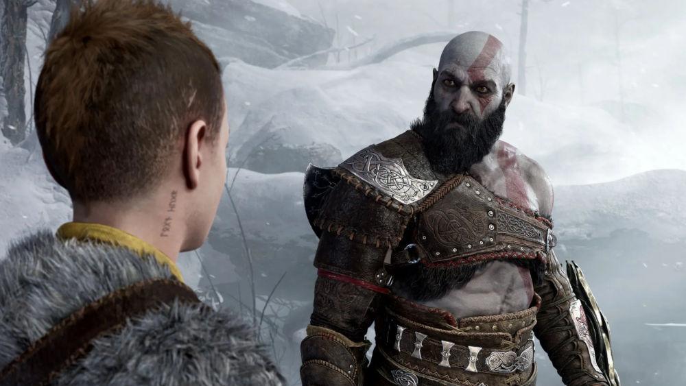 Se quejan de la animación de God of War: Ragnarok y les responden