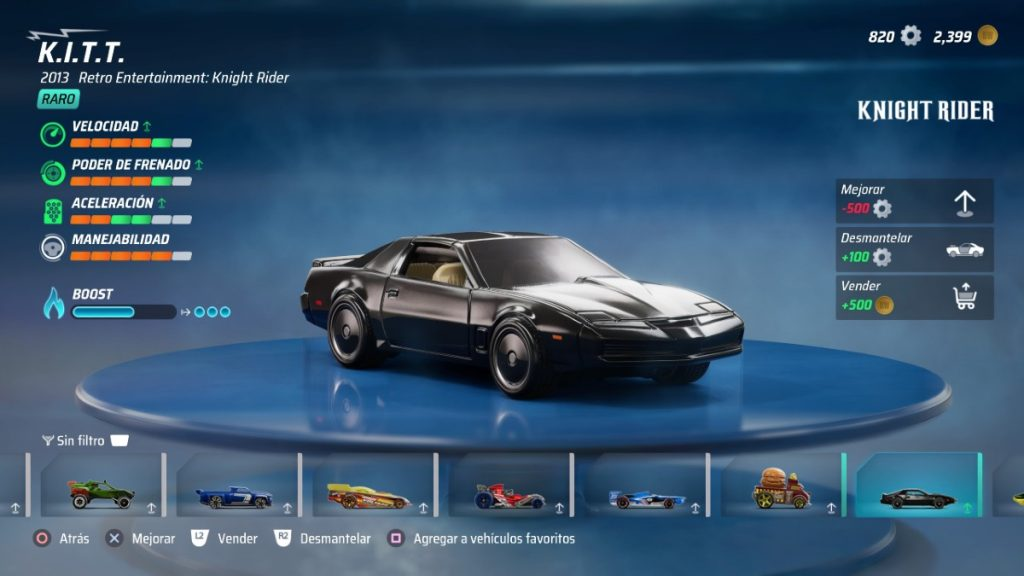 Hot Wheels Unleashed Auto Increible