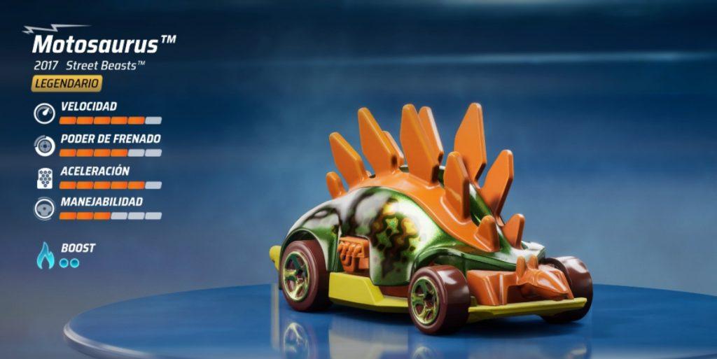Hot Wheels Unleashed Auto Legendario