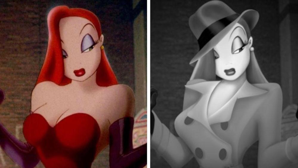 Rediseñan a Jessica Rabbit y genera polémica