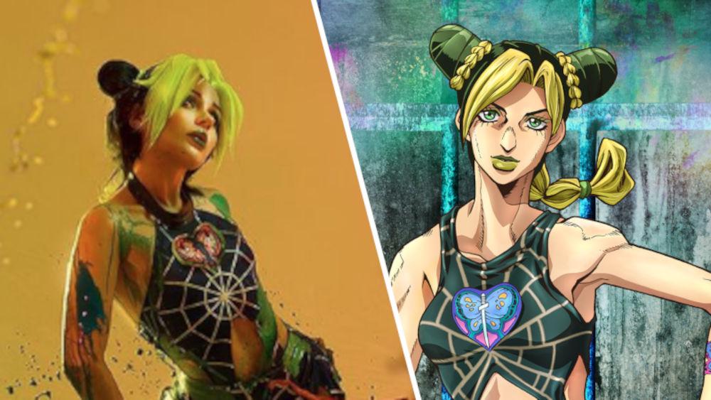 Jolyne Cujoh de JoJo's Bizarre Adventure vía un nuevo cosplay