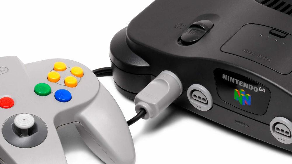Nintendo Switch podría tener juegos de N64