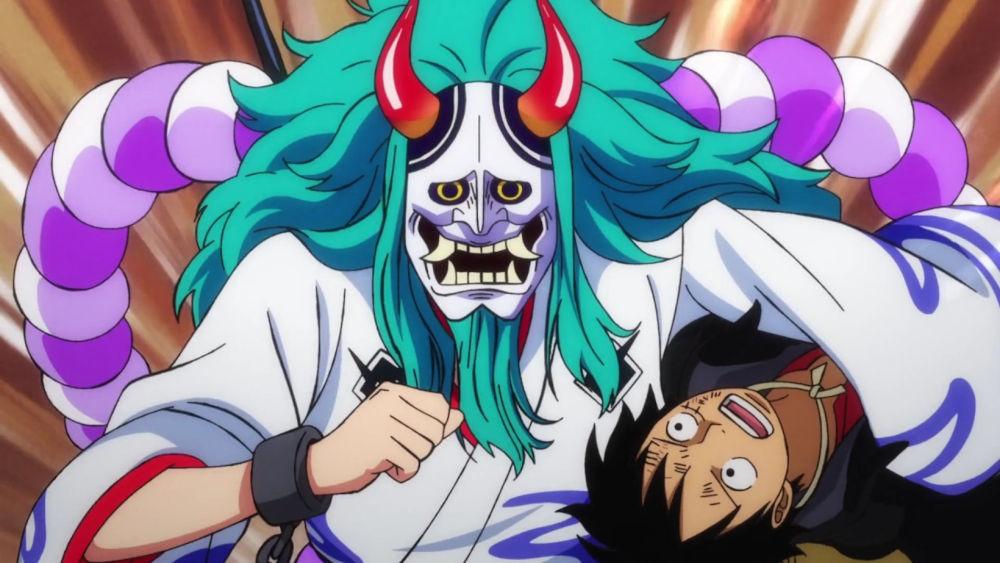 Toei Animation presenta arte de One Piece del episodio 1000