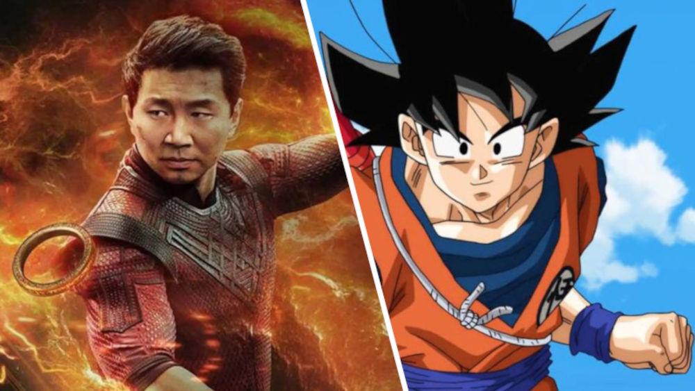 Shang-Chi se inspira en una de las técnicas de Goku de Dragon Ball Z