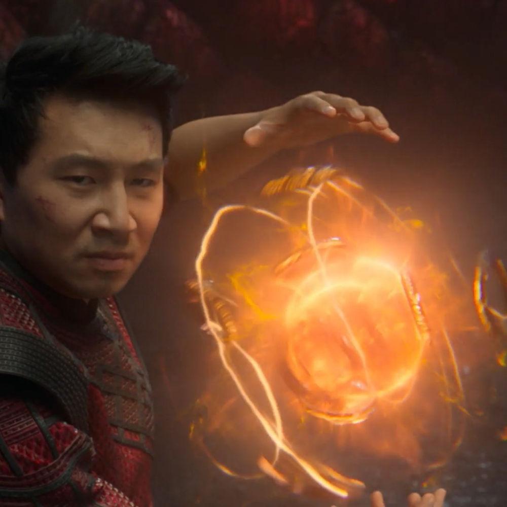 Shang-Chi incluye una de las técnicas de Goku de Dragon Ball Z