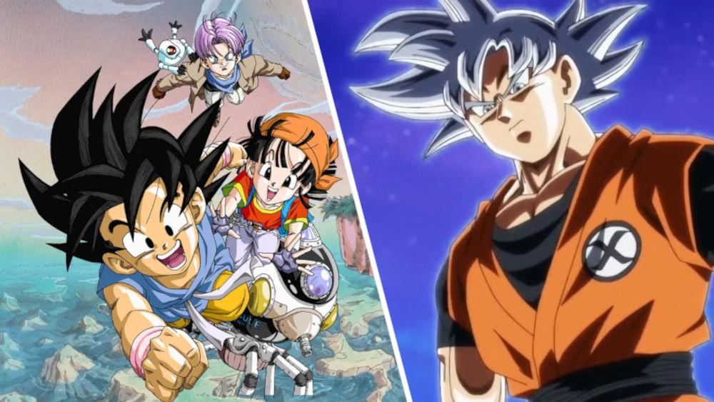 Super Dragon Ball Heroes hace una referencia a la serie de GT