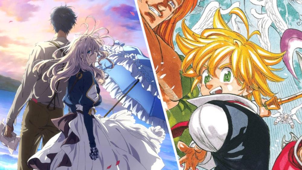 Netflix anuncia sus anime para octubre 2021