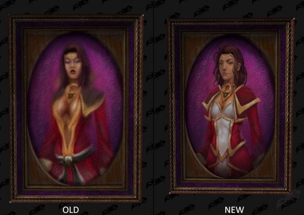 Blizzard retira contenido sexualizado de World of Warcraft