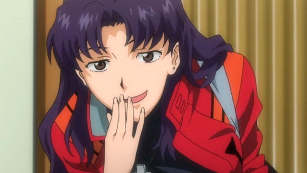 Misato Evangelion