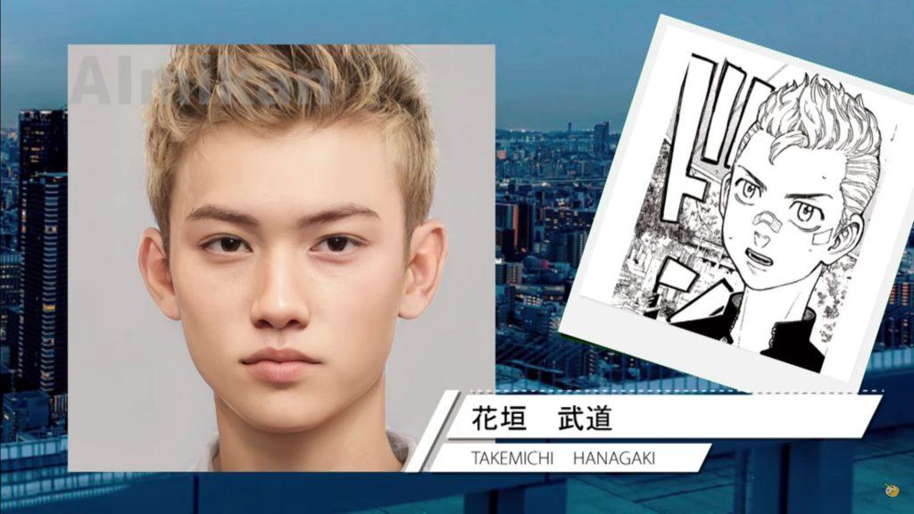 takemichi hanagaki fanart