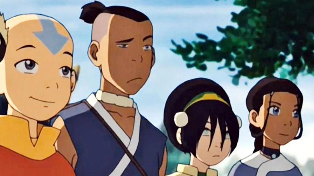 Así se veía Avatar: La leyenda de Aang antes de su estreno