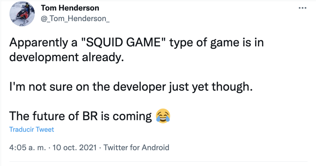 The Squid Game