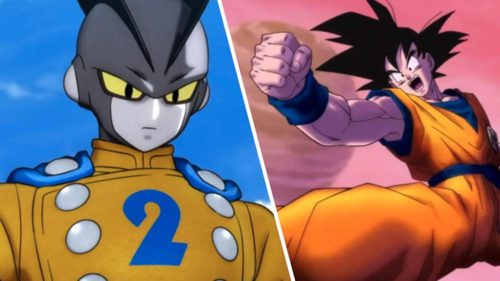 Revelados dos nuevos personajes de Dragon Ball Super: Super Hero