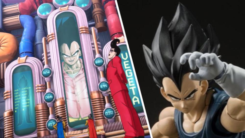 Así se verá Vegeta en Dragon Ball Super: Super Hero