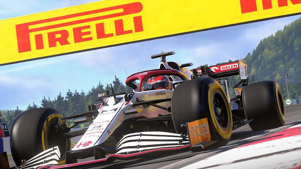 Nuevo torneo de F1 2021 The Official Videogame de Gamers Unite anunciado