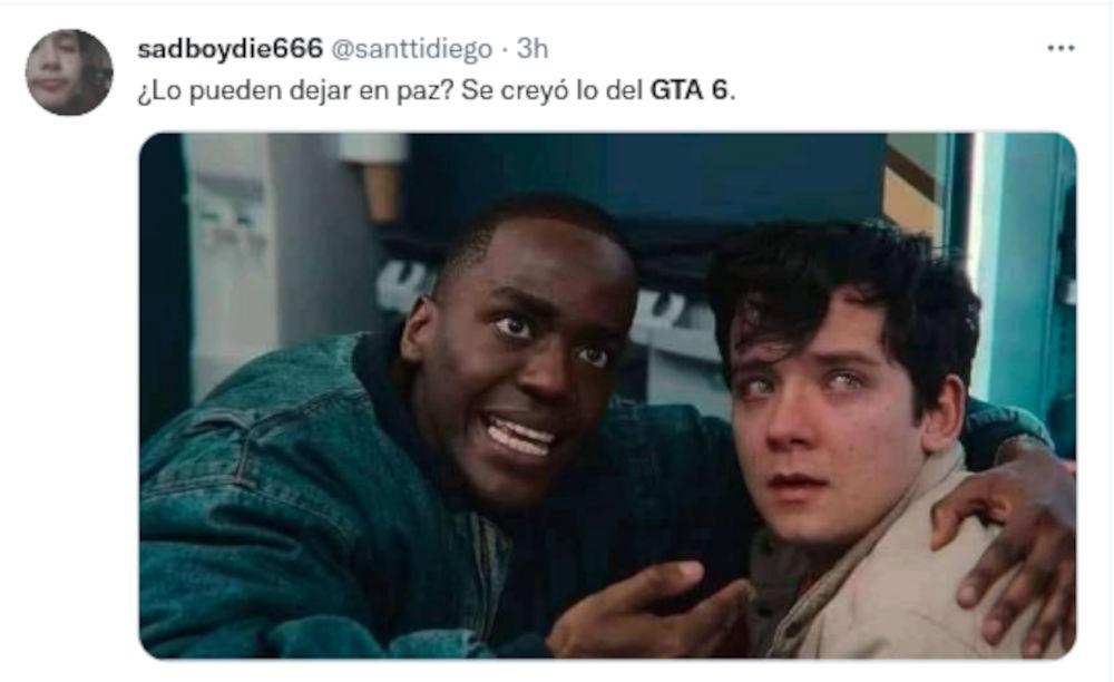 Fans enojados porque no hay GTA 6