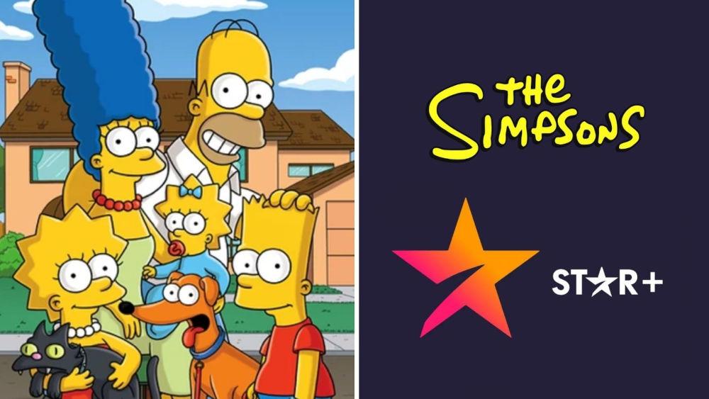 Ya puedes usar Star + Pase Libre gratis para ver todos esos capítulos de Los Simpson