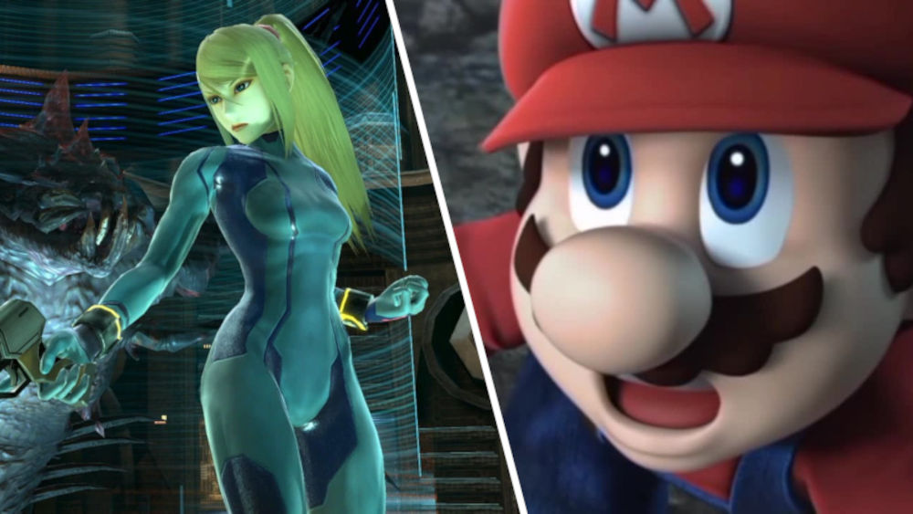 Nintendo de Francia promociona de forma equivocada Super Smash Bros. y Metroid