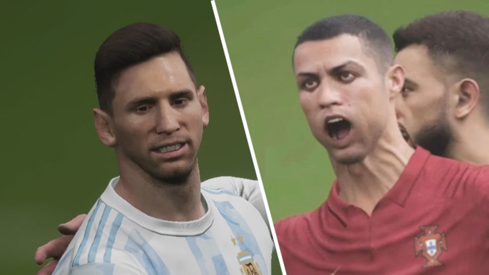 Konami se disculpa por eFootball 2022 y promete mejorarlo