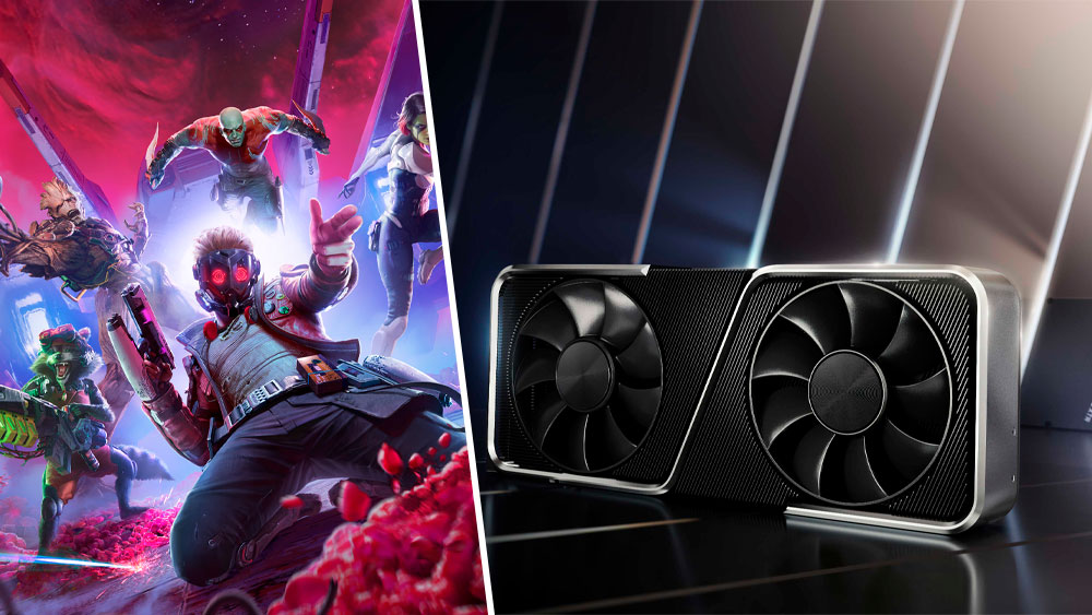 Guardians of the Galaxy PC NVIDIA