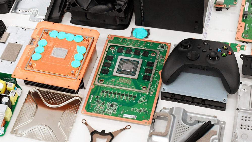 Xbox, reparar